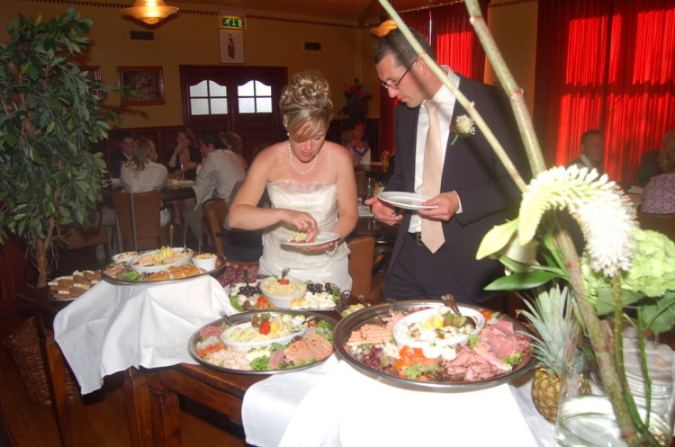 Bruidsbuffet