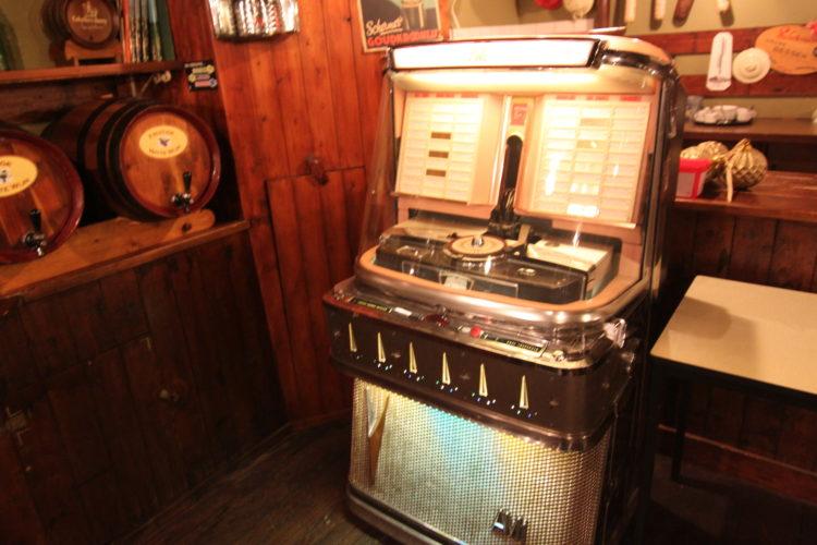 Jukebox op de Wijnzolder